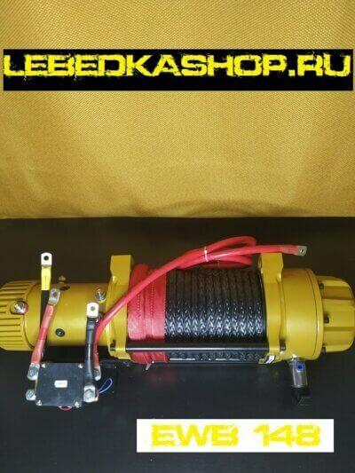 Автомобильная электрическая лебедка 4 4 Golden Рower EWB 75 9274 официальный представитель в России в Москве